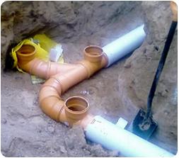 Труба ПВХ 250 мм для наружной канализации