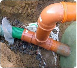 Труба ПВХ 315 мм для наружной канализации